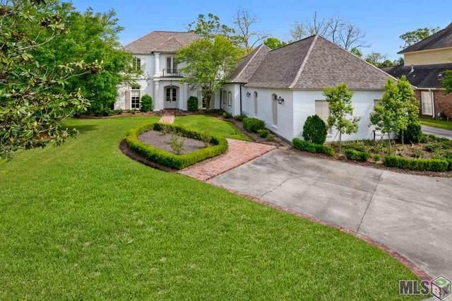203 Shadows Bend Dr, Baton Rouge, LA 70810 (#2021005936) :: Smart Move Real Estate