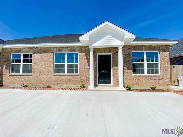 1636 Cottondale Dr, Baton Rouge, LA 70815 (#2021005937) :: Smart Move Real Estate