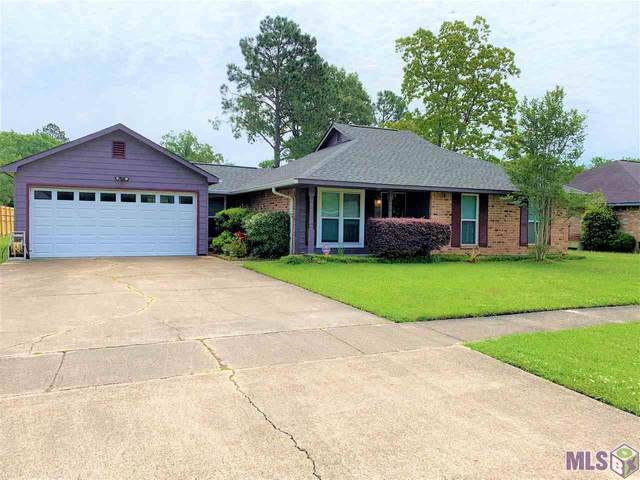 3546 Sterling Dr, Baton Rouge, LA 70814 (#2021005956) :: Darren James & Associates powered by eXp Realty