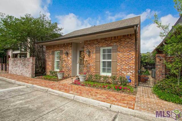 3311 Old Quarter Dr, Baton Rouge, LA 70809 (#2021005957) :: Darren James & Associates powered by eXp Realty
