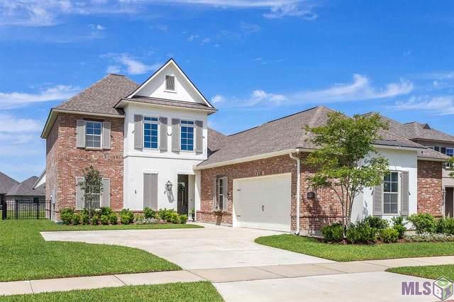 3715 Kingsbarns Dr, Zachary, LA 70791 (#2021005971) :: Smart Move Real Estate