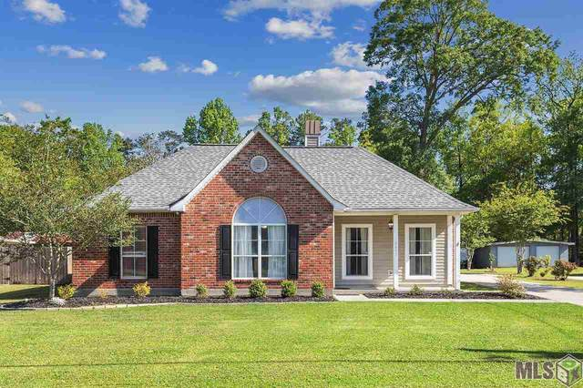 10805 Ray Dr, Denham Springs, LA 70726 (#2021005980) :: Smart Move Real Estate