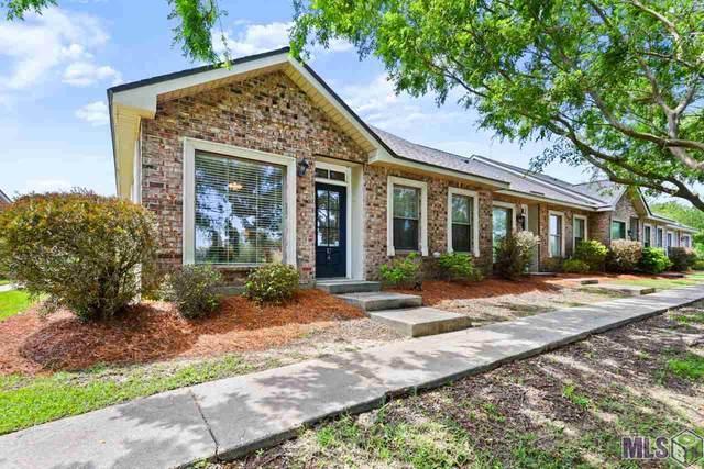 12500 Old Hammond Hwy U-4, Baton Rouge, LA 70816 (#2021005984) :: Smart Move Real Estate