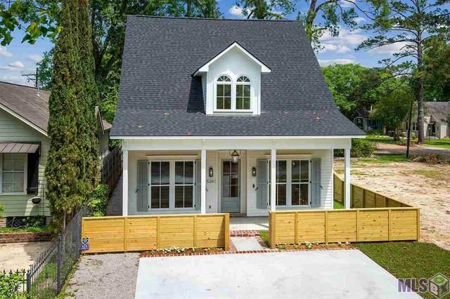 5261 Capital Heights Ave, Baton Rouge, LA 70806 (#2021006003) :: David Landry Real Estate
