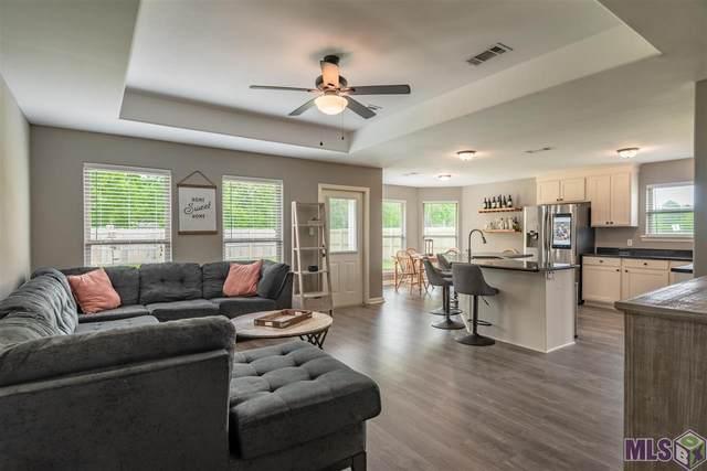1007 Point Andrew Dr, Gonzales, LA 70737 (#2021006017) :: Smart Move Real Estate