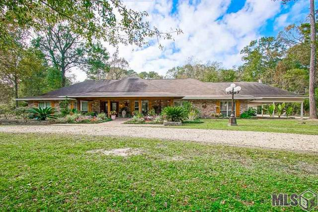 1560 4-H CLUB RD, Denham Springs, LA 70726 (#2021006019) :: David Landry Real Estate