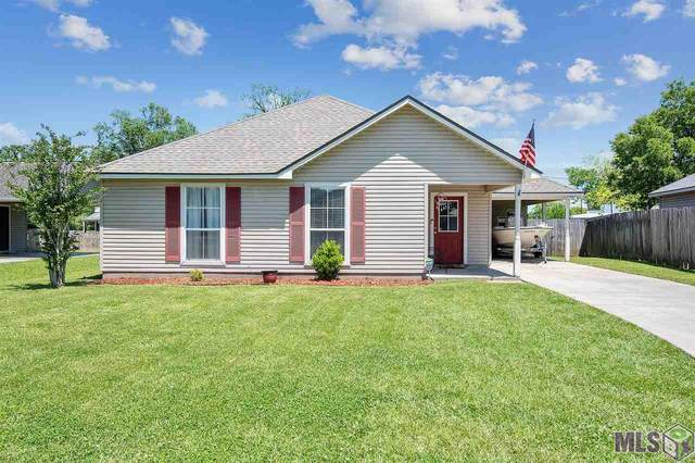 40504 Chateau Ave, Prairieville, LA 70769 (#2021006061) :: Smart Move Real Estate