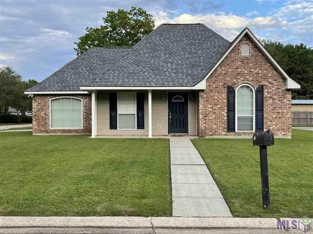 810 Melville St, Denham Springs, LA 70726 (#2021006104) :: Smart Move Real Estate
