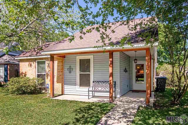 320 Meadow Bend Dr, Baton Rouge, LA 70820 (#2021006107) :: Smart Move Real Estate