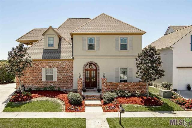 18456 Vis-A-Vis Ave, Baton Rouge, LA 70817 (#2021006170) :: RE/MAX Properties