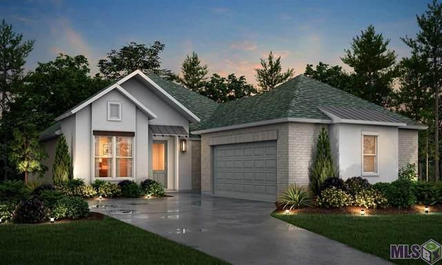 9558 South Creek Dr, Denham Springs, LA 70726 (#2021006287) :: Darren James & Associates powered by eXp Realty