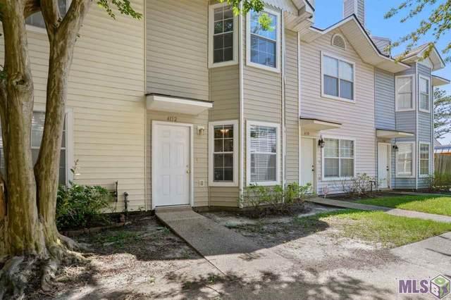 4152 Jefferson Woods Dr, Baton Rouge, LA 70809 (#2021006298) :: RE/MAX Properties