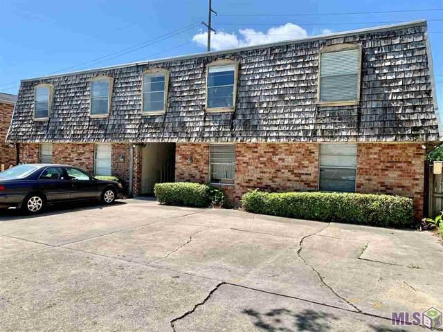 445 W Parker Blvd #3, Baton Rouge, LA 70808 (MLS #2021006317) :: United Properties