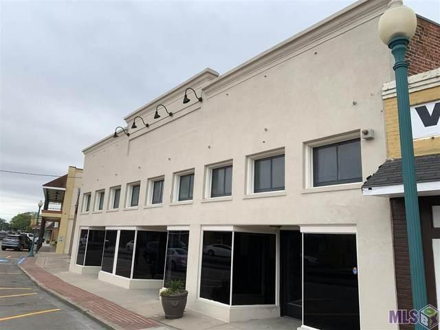 23420 Railroad Ave, Plaquemine, LA 70764 (MLS #2021006331) :: United Properties