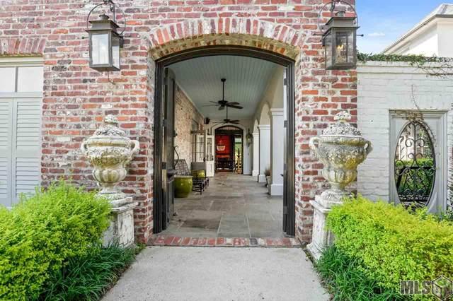 6720 Rue Bocage, Baton Rouge, LA 70809 (#2021006396) :: Patton Brantley Realty Group