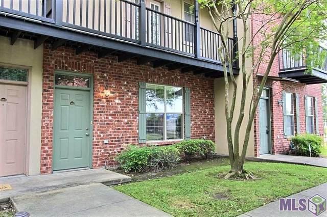 10600 Lakes Blvd #1002, Baton Rouge, LA 70810 (#2021006446) :: RE/MAX Properties
