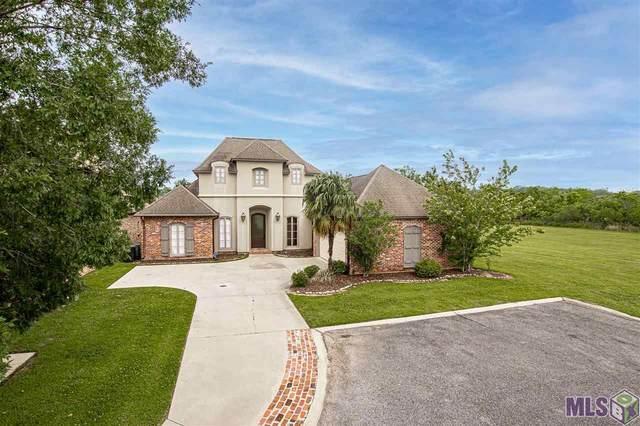 11849 Villa Ave, Baton Rouge, LA 70810 (#2021006654) :: RE/MAX Properties