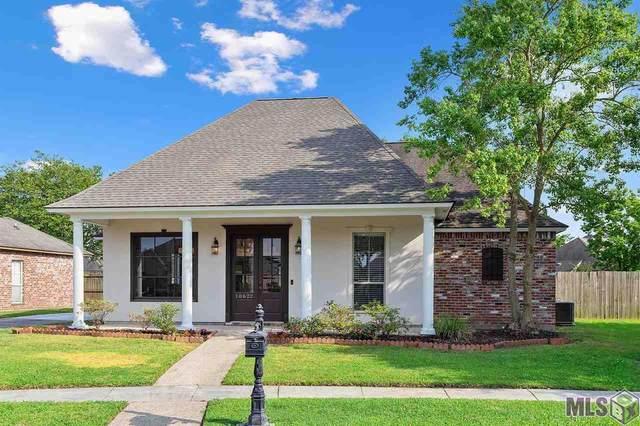 10622 Hillshire Ave, Baton Rouge, LA 70810 (#2021006682) :: RE/MAX Properties