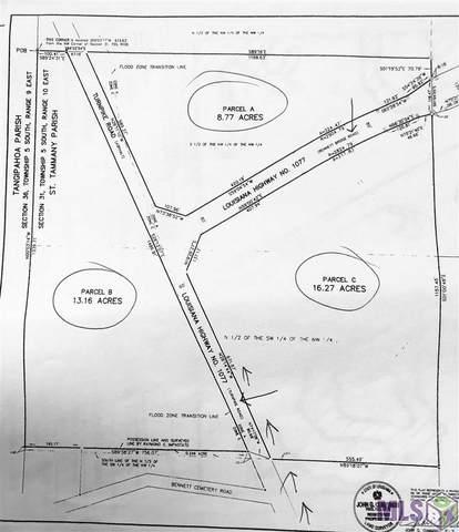 La Hwy 1077, Folsom, LA 70437 (#2021006731) :: Patton Brantley Realty Group