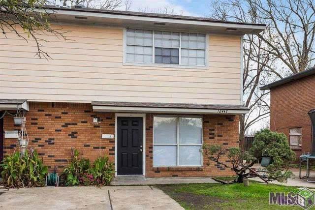 12445 Warfield Ave, Baton Rouge, LA 70815 (#2021006746) :: RE/MAX Properties