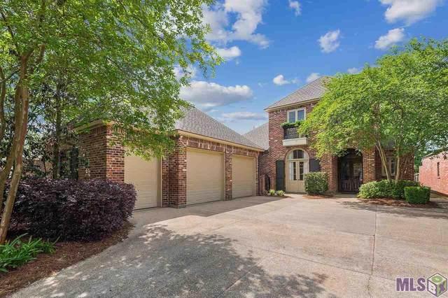 536 Villaridge Dr, Baton Rouge, LA 70810 (#2021006751) :: RE/MAX Properties
