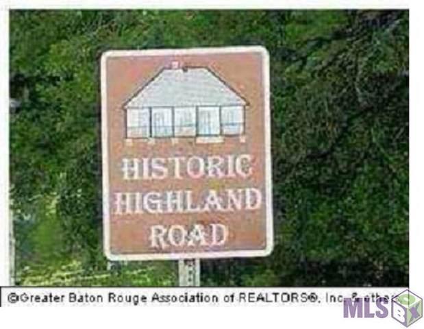 12800-12900 UND Highland Rd, Baton Rouge, LA 70810 (#2021006798) :: Patton Brantley Realty Group