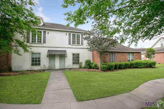 4000 Lake Beau Pre #71, Baton Rouge, LA 70820 (#2021006806) :: Smart Move Real Estate