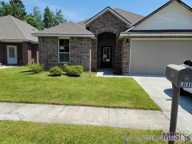 587 Fall River Dr, Baton Rouge, LA 70815 (#2021006843) :: Smart Move Real Estate