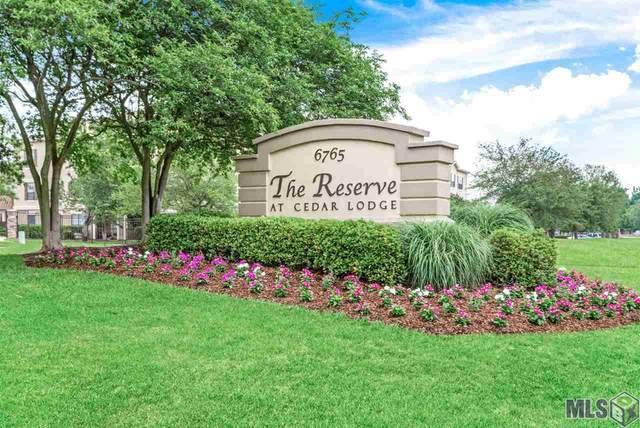 6765 Corporate Blvd #1207, Baton Rouge, LA 70809 (#2021006851) :: Smart Move Real Estate