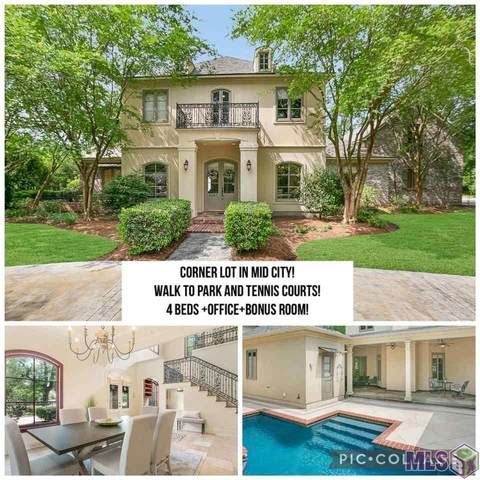 6240 Seven Oaks Ave, Baton Rouge, LA 70806 (#2021006977) :: RE/MAX Properties