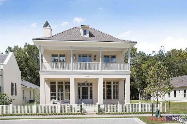 3265 Pointe-Marie Dr, Baton Rouge, LA 70820 (#2021007008) :: RE/MAX Properties