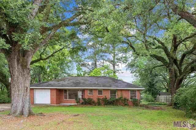 4925 Lois Dr, Zachary, LA 70791 (#2021007011) :: Smart Move Real Estate