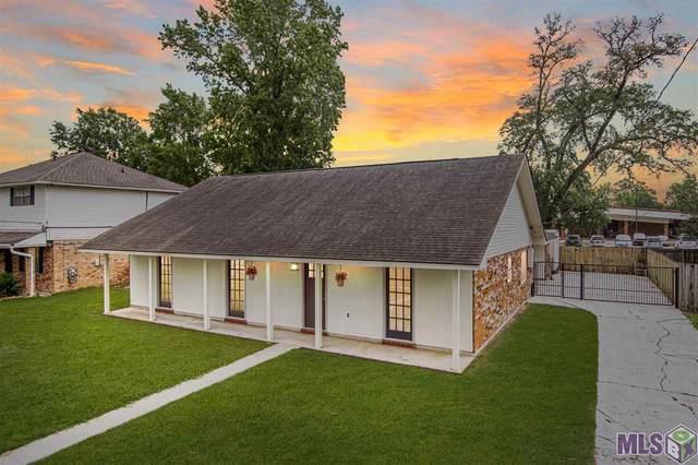 1632 S Vista Ave, Gonzales, LA 70737 (#2021007020) :: Smart Move Real Estate