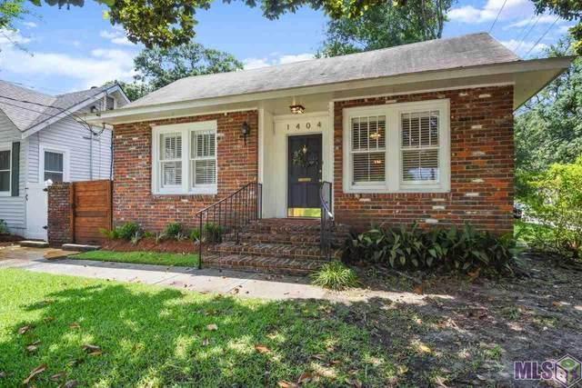 1404 S Eugene St, Baton Rouge, LA 70808 (#2021007375) :: RE/MAX Properties