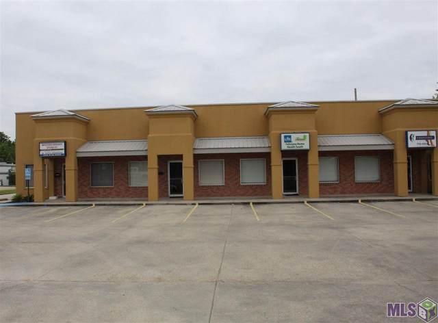 826 W La Hwy 30, Gonzales, LA 70737 (#2021007458) :: Darren James & Associates powered by eXp Realty