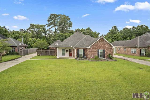 8029 Wolf Creek Place, Denham Springs, LA 70726 (#2021007459) :: David Landry Real Estate
