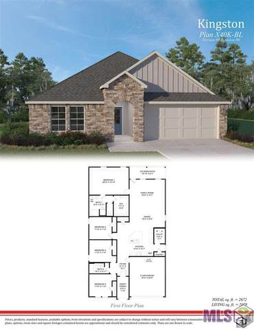 13283 Fowler Dr, Denham Springs, LA 70706 (#2021007466) :: RE/MAX Properties