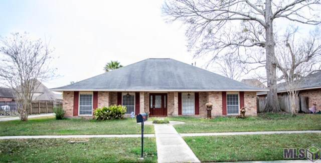 15805 Confederate Ave, Baton Rouge, LA 70817 (#2021007499) :: RE/MAX Properties