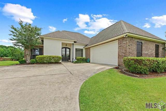 22748 Fairway View Dr, Zachary, LA 70791 (#2021007518) :: David Landry Real Estate