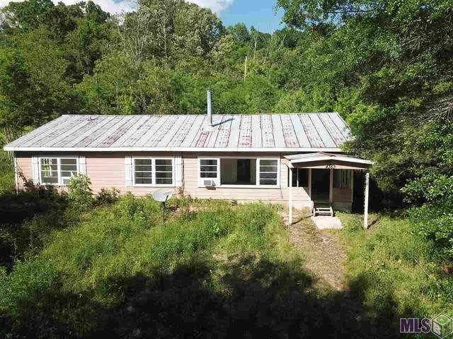 4363 Central Rd, St Francisville, LA 70775 (#2021007519) :: David Landry Real Estate