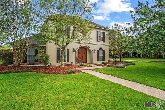 18539 Andrew Jackson Ave, Prairieville, LA 70769 (#2021007524) :: David Landry Real Estate