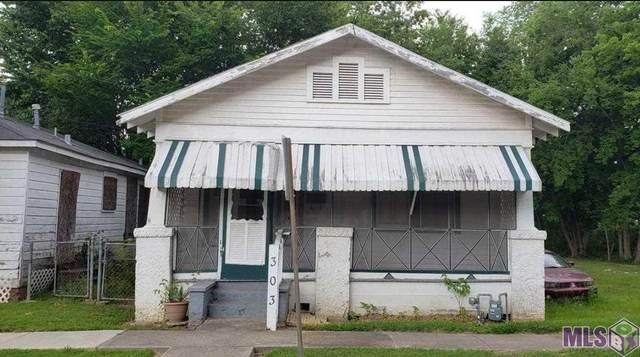 303 S 21ST ST, Baton Rouge, LA 70806 (#2021007553) :: RE/MAX Properties