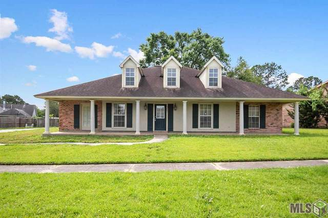 7541 John Newcombe Ave, Baton Rouge, LA 70816 (#2021007659) :: RE/MAX Properties