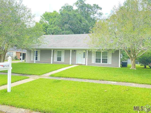 8725 Sharlane Dr, Baton Rouge, LA 70809 (#2021007696) :: RE/MAX Properties