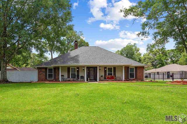 16436 Coliseum Ave, Baton Rouge, LA 70816 (#2021007758) :: RE/MAX Properties