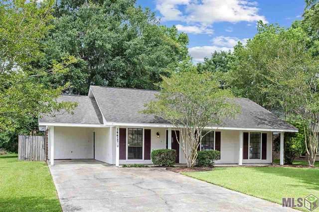 14417 Ridgewood Ave, Prairieville, LA 70769 (#2021007762) :: RE/MAX Properties