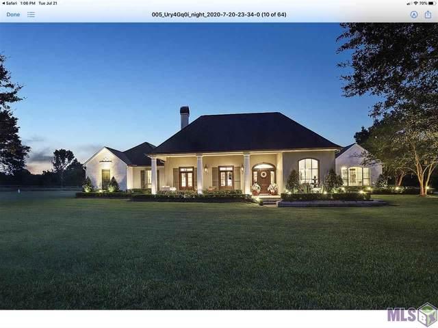 22554 Ligon Rd, Zachary, LA 70791 (#2021007783) :: Smart Move Real Estate