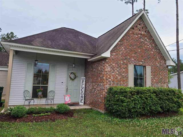 28792 Wagner Rd, Albany, LA 70711 (#2021007820) :: Darren James & Associates powered by eXp Realty