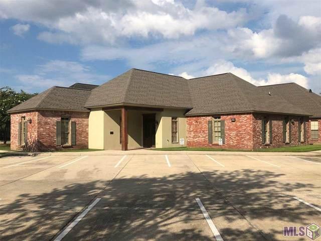 4608 Blue Bonnett Dr, Baton Rouge, LA 70809 (#2021008121) :: David Landry Real Estate