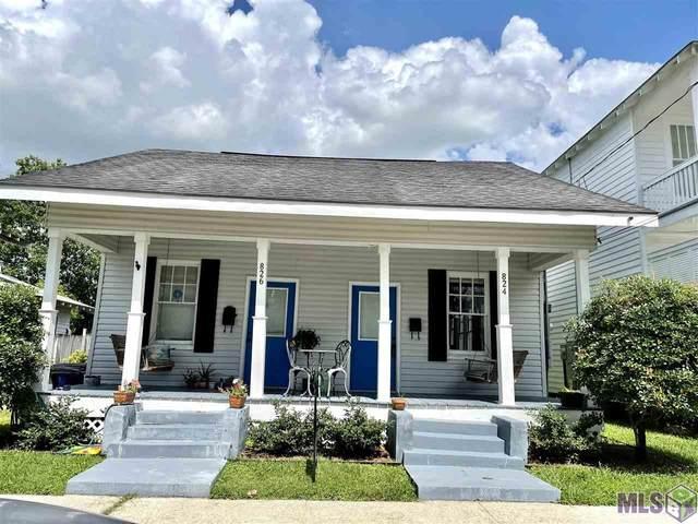 824-826 N 6TH ST, Baton Rouge, LA 70802 (#2021008163) :: Patton Brantley Realty Group